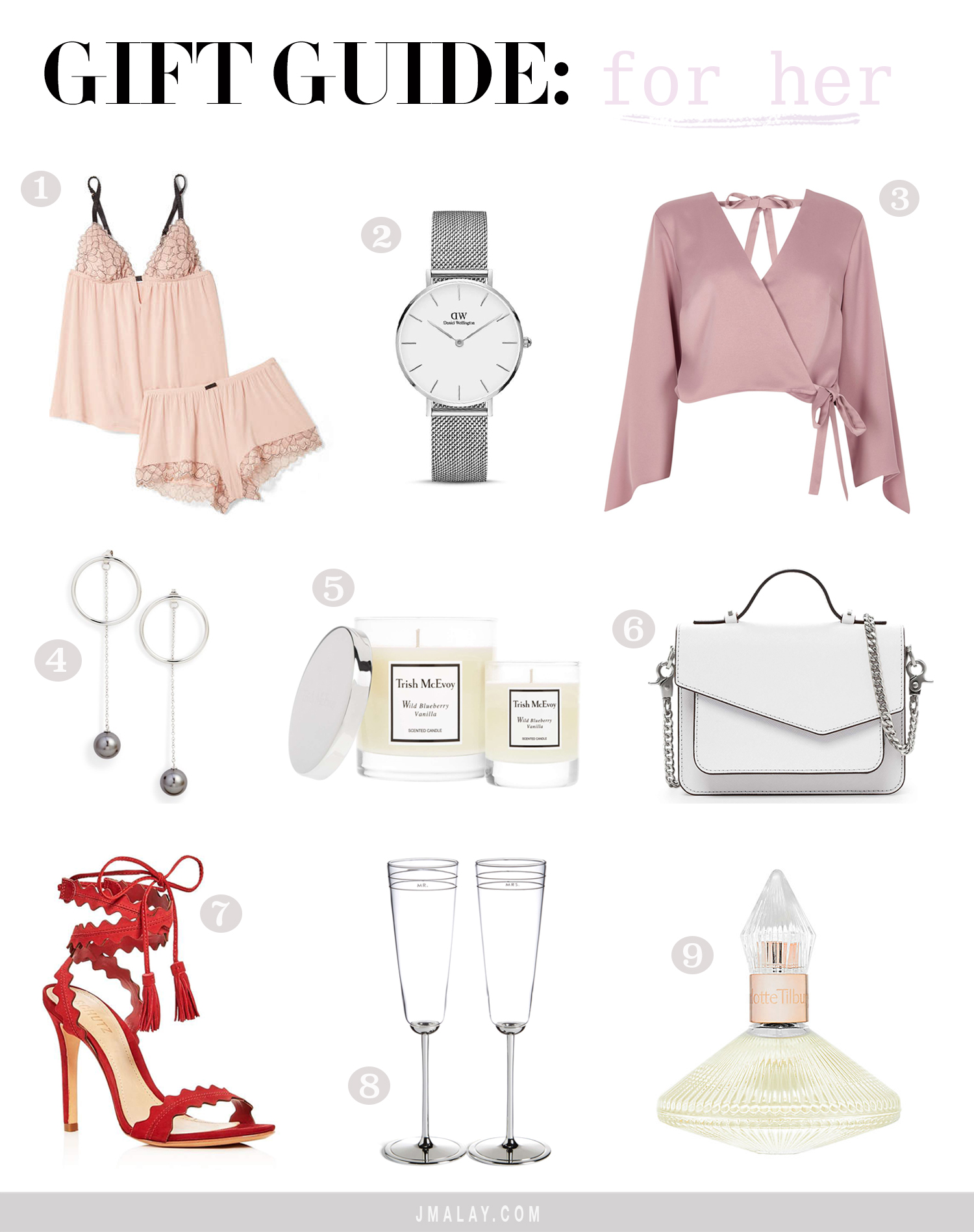 valentines day gift guide for her romantic gift ideas jmalay.com