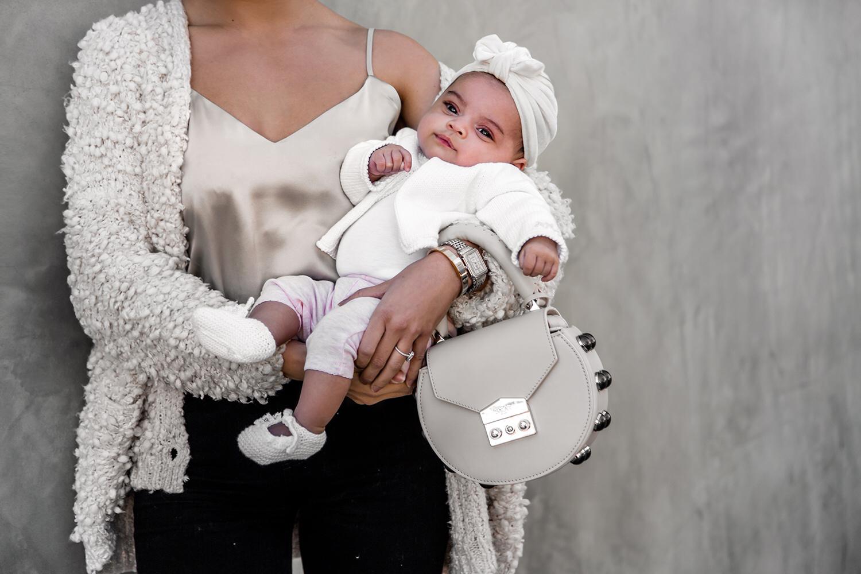 Jessi Malay baby Alessandra