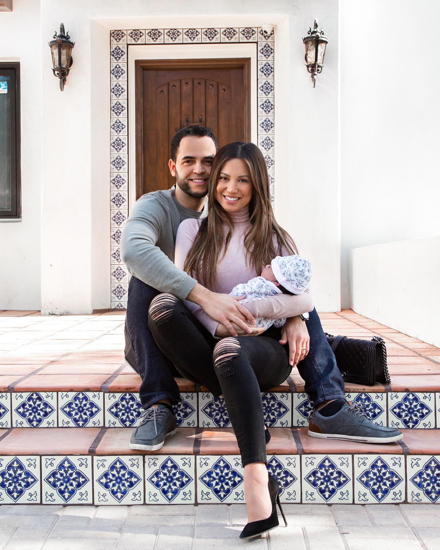 Jessi Malay's Husband and Baby