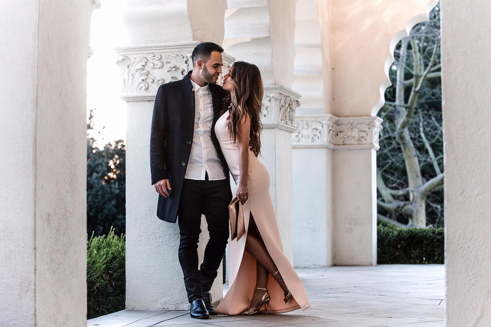 Jessi Malay and Husband
