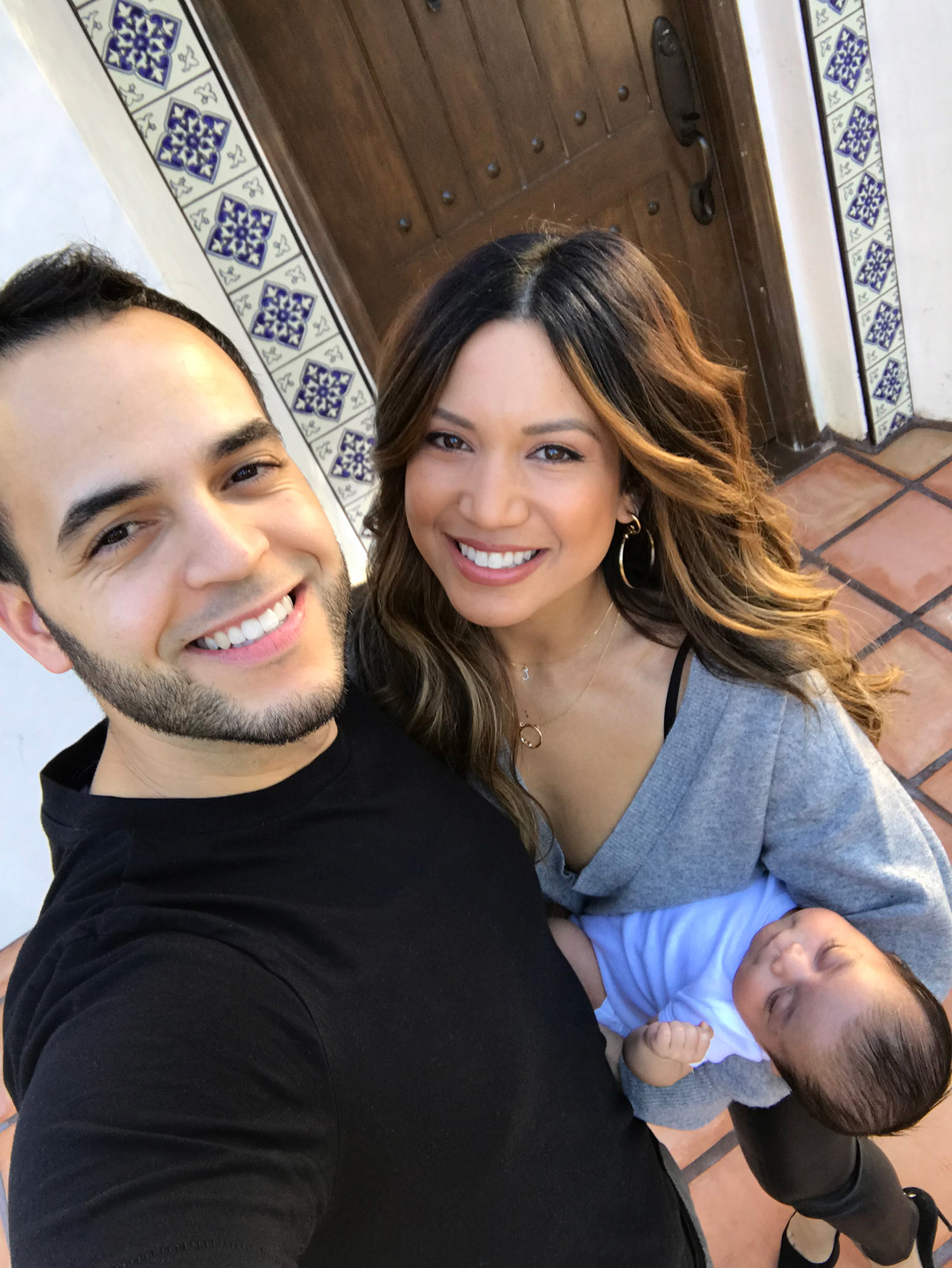 Jessi Malay's baby and Husband