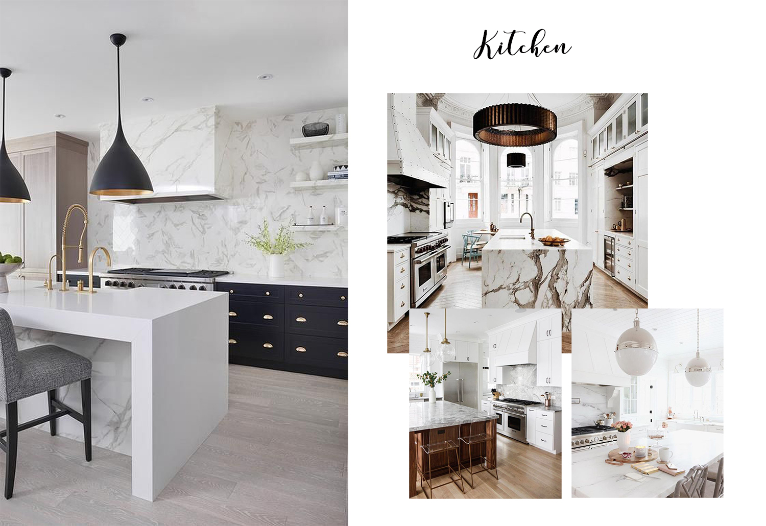 kitchen interior design inspo Pinterest