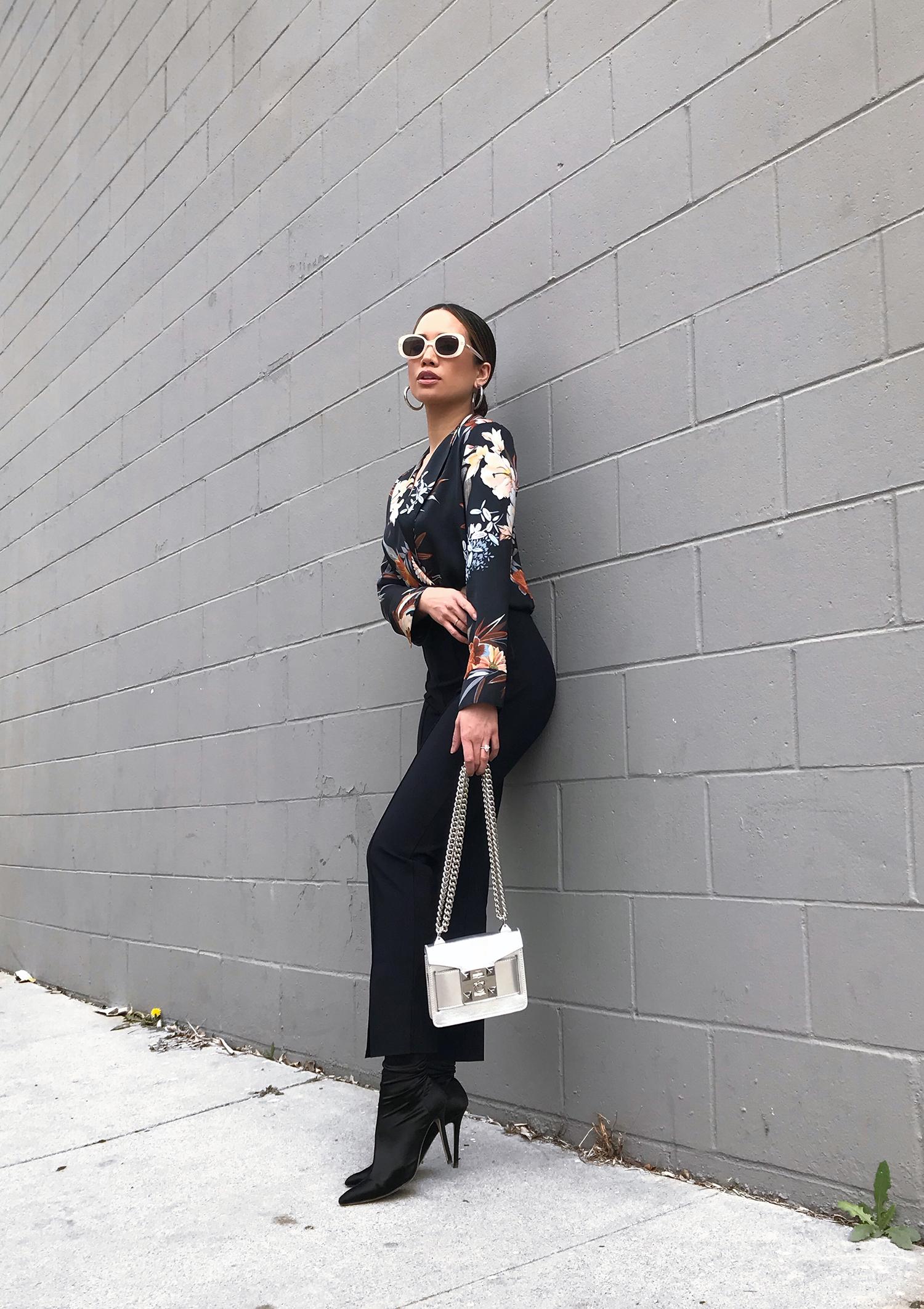 Jessi Malay style blogger