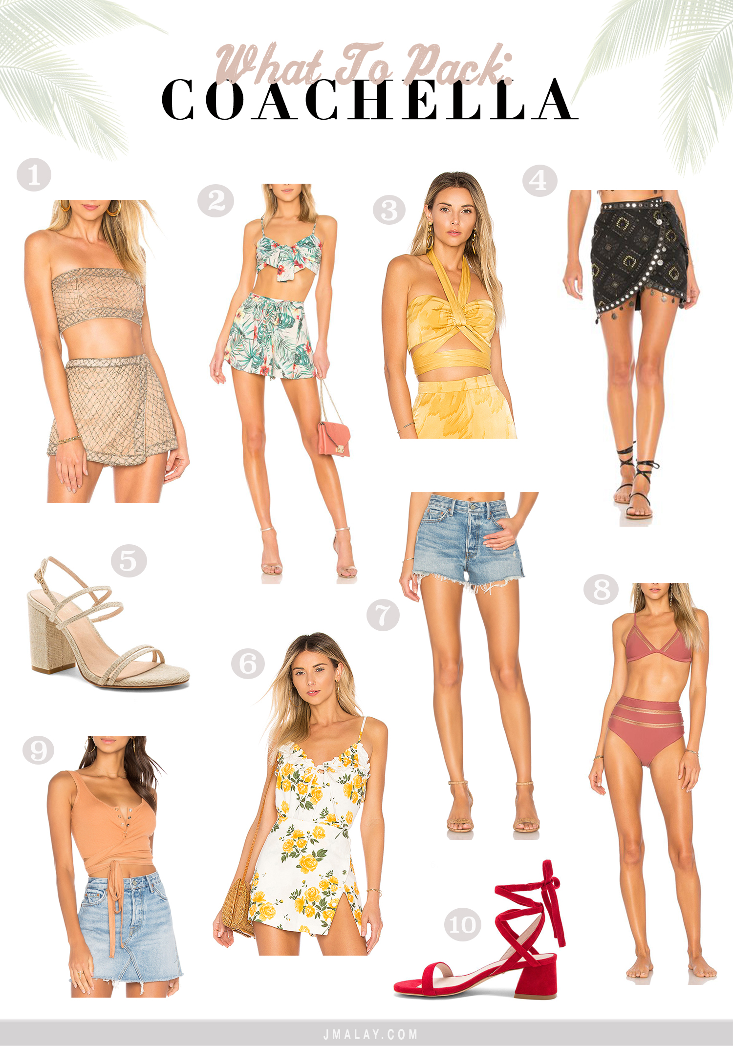 best coachella outfits ideas inspiration shop guide revolve