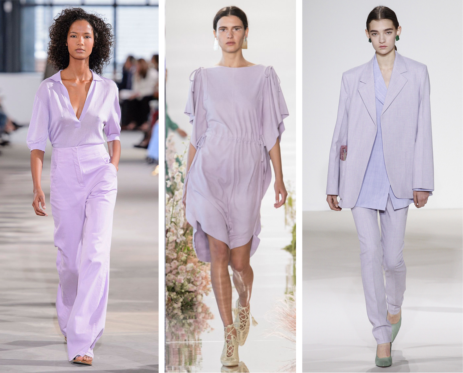 lavender-spring-color-trend-2018-runways
