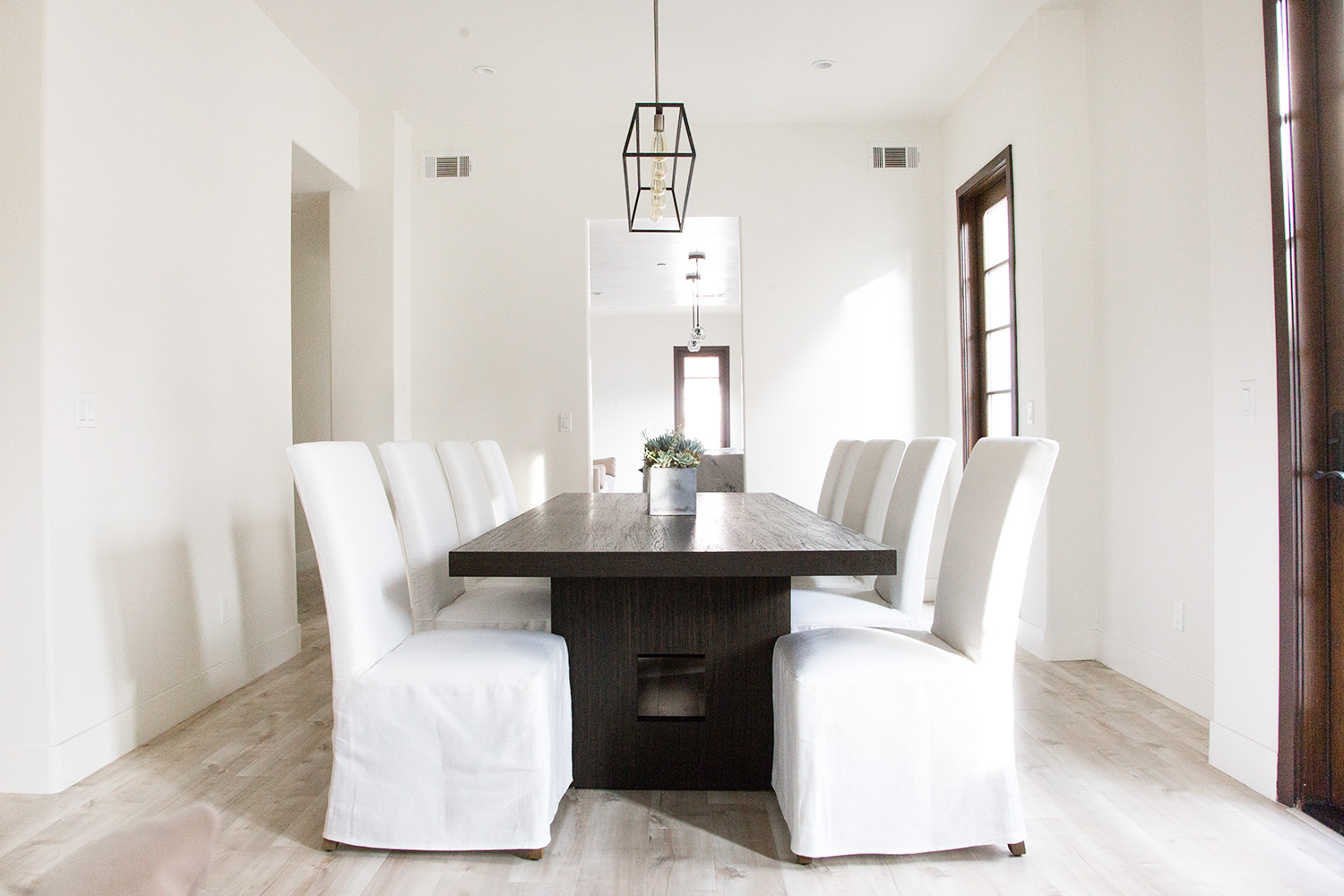 Jessi Malay House Dining Room Restoration Hardware