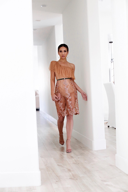 Jessi Malay LA Fashion Awards Daily Front Row Redcarpet