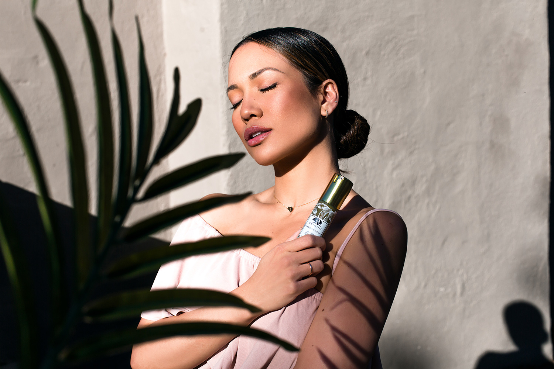 Jessi Malay Skincare Routine with Origins