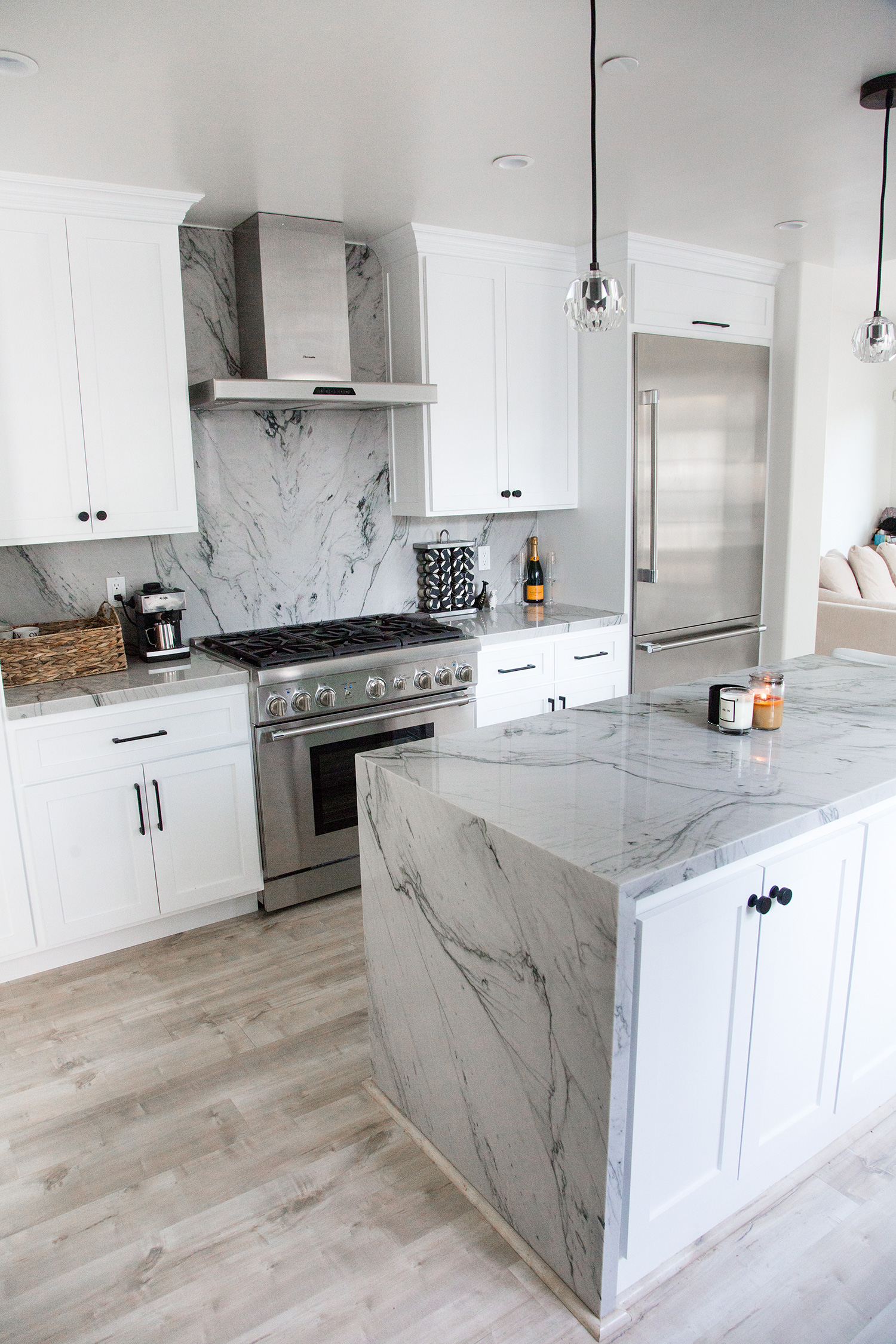Pinterest Marble Kitchen Design Interior Inspo