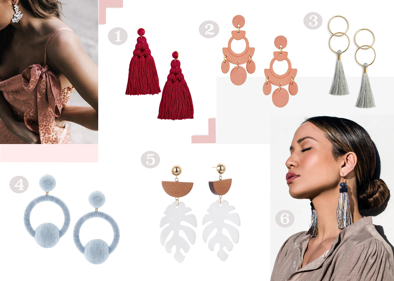 affordable statement earrings shopping guide