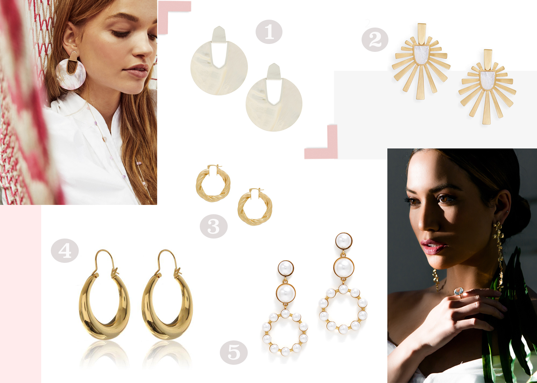 jewelry trends 2018 statement earrings