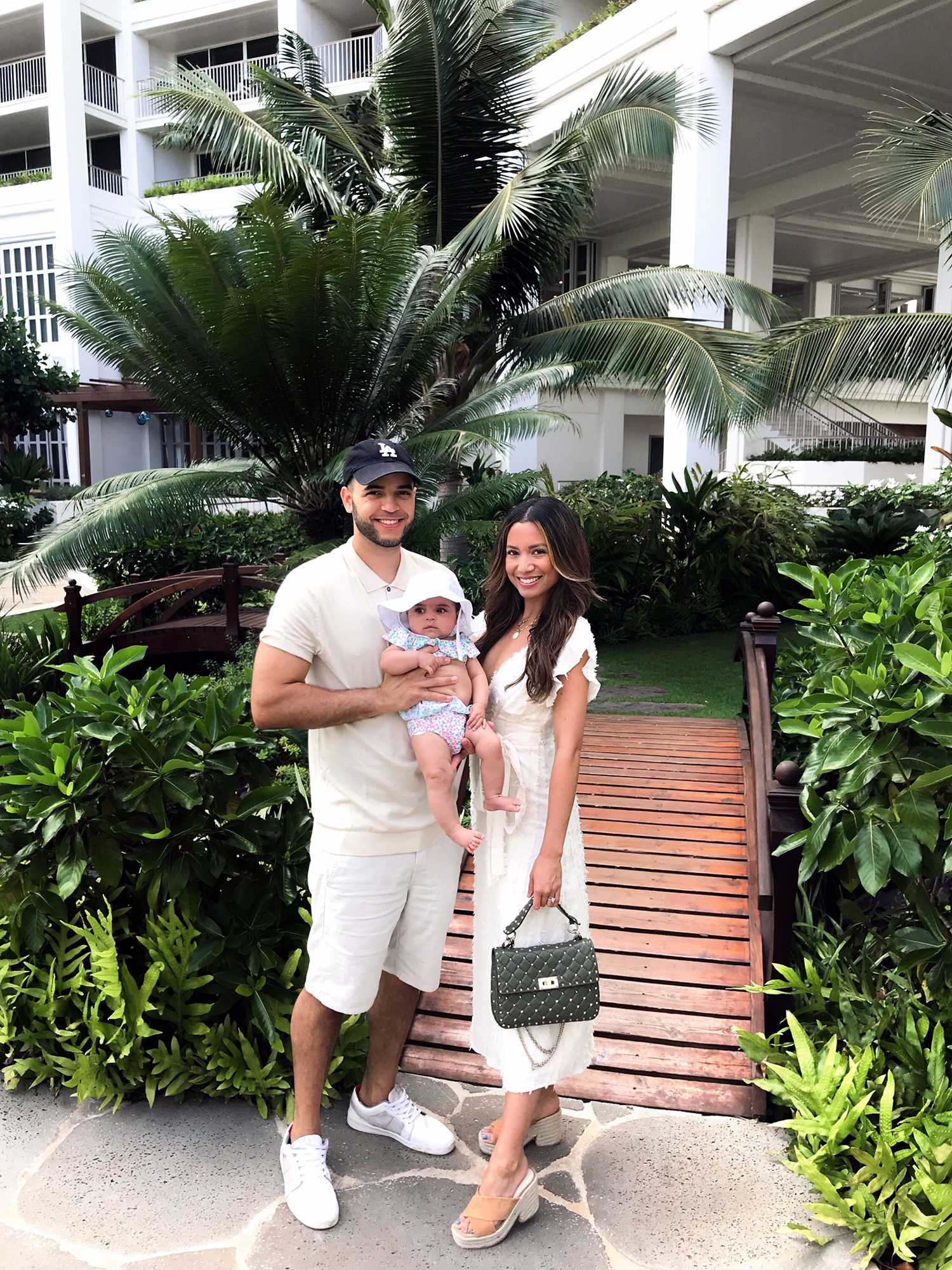 Jessi Malay husband baby family