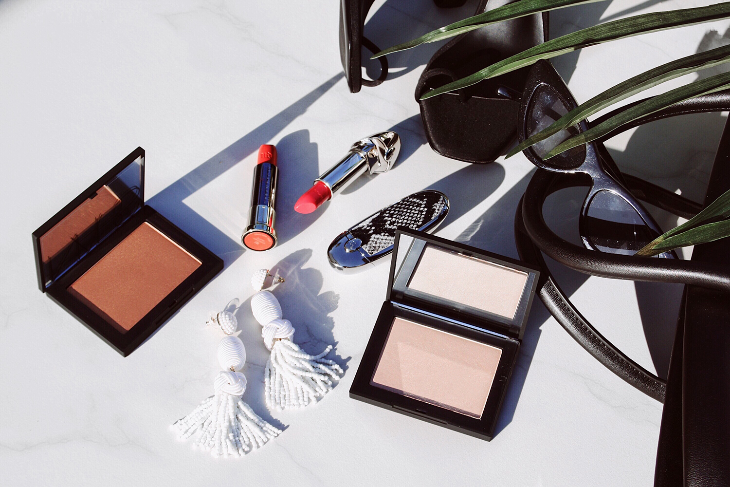 best makeup for tropical vacation