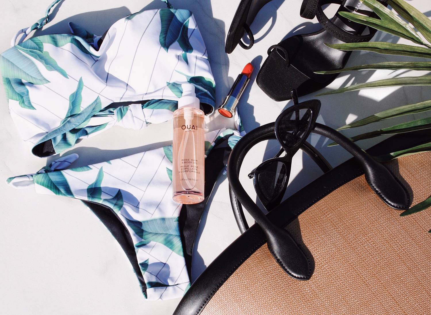 carribean vacation must haves tropical essentials