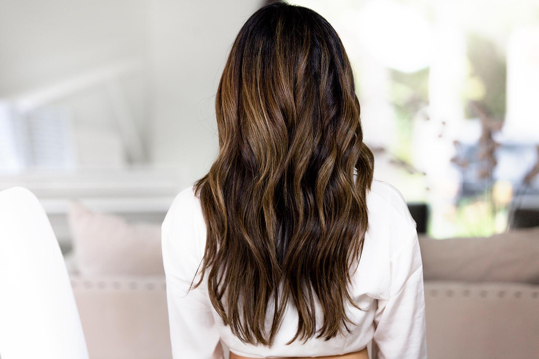 How to do Beach Waves Hair