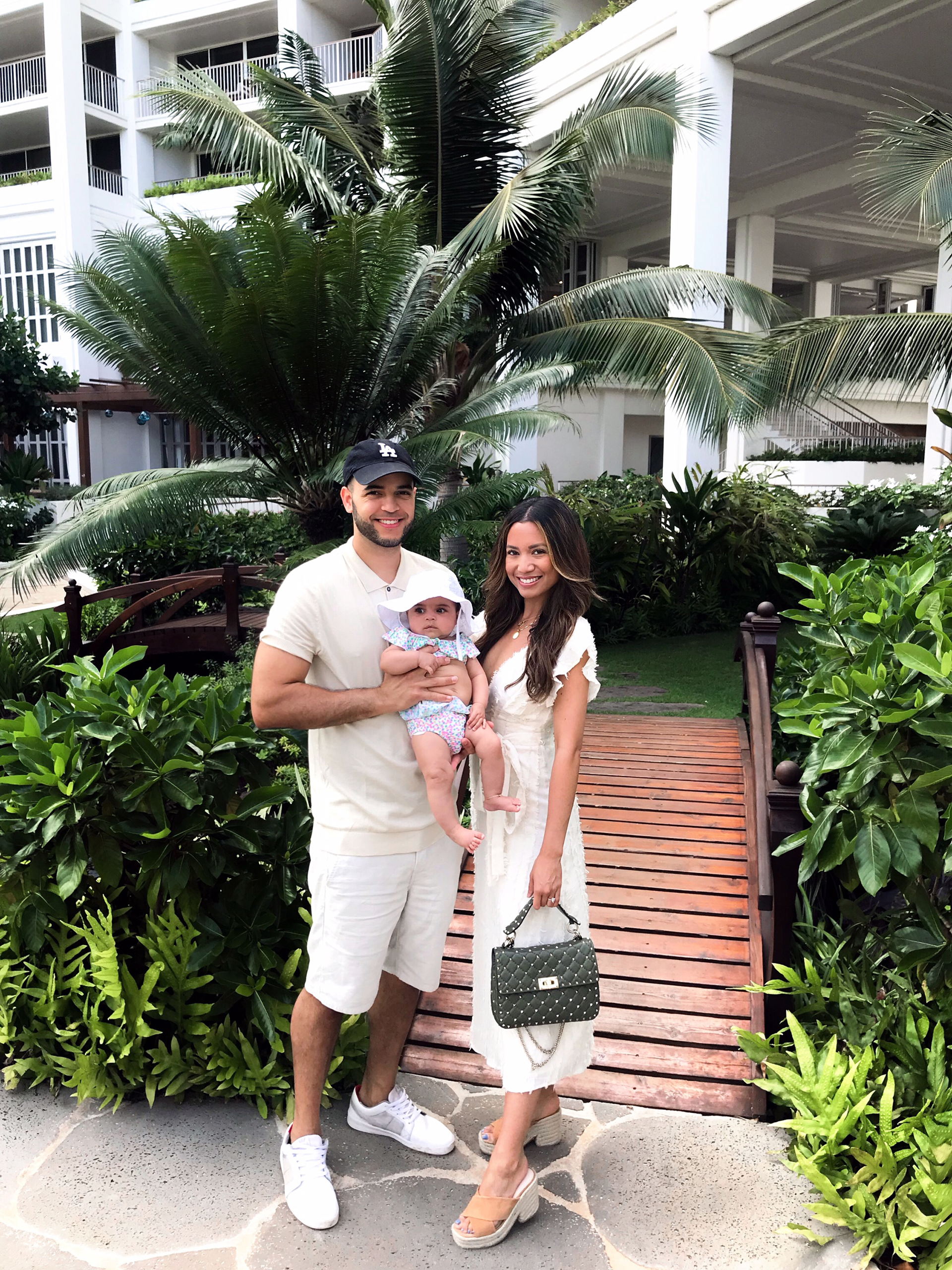 Jessi Malay husband baby