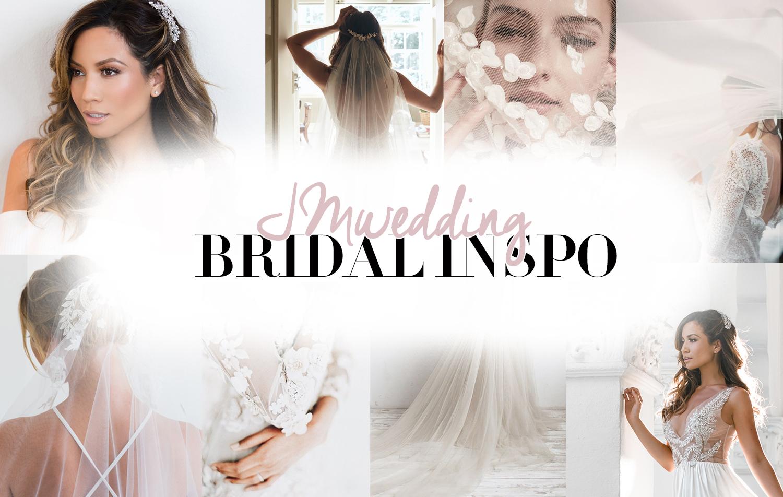 bridal wedding inspo hair glam wedding season inspiration