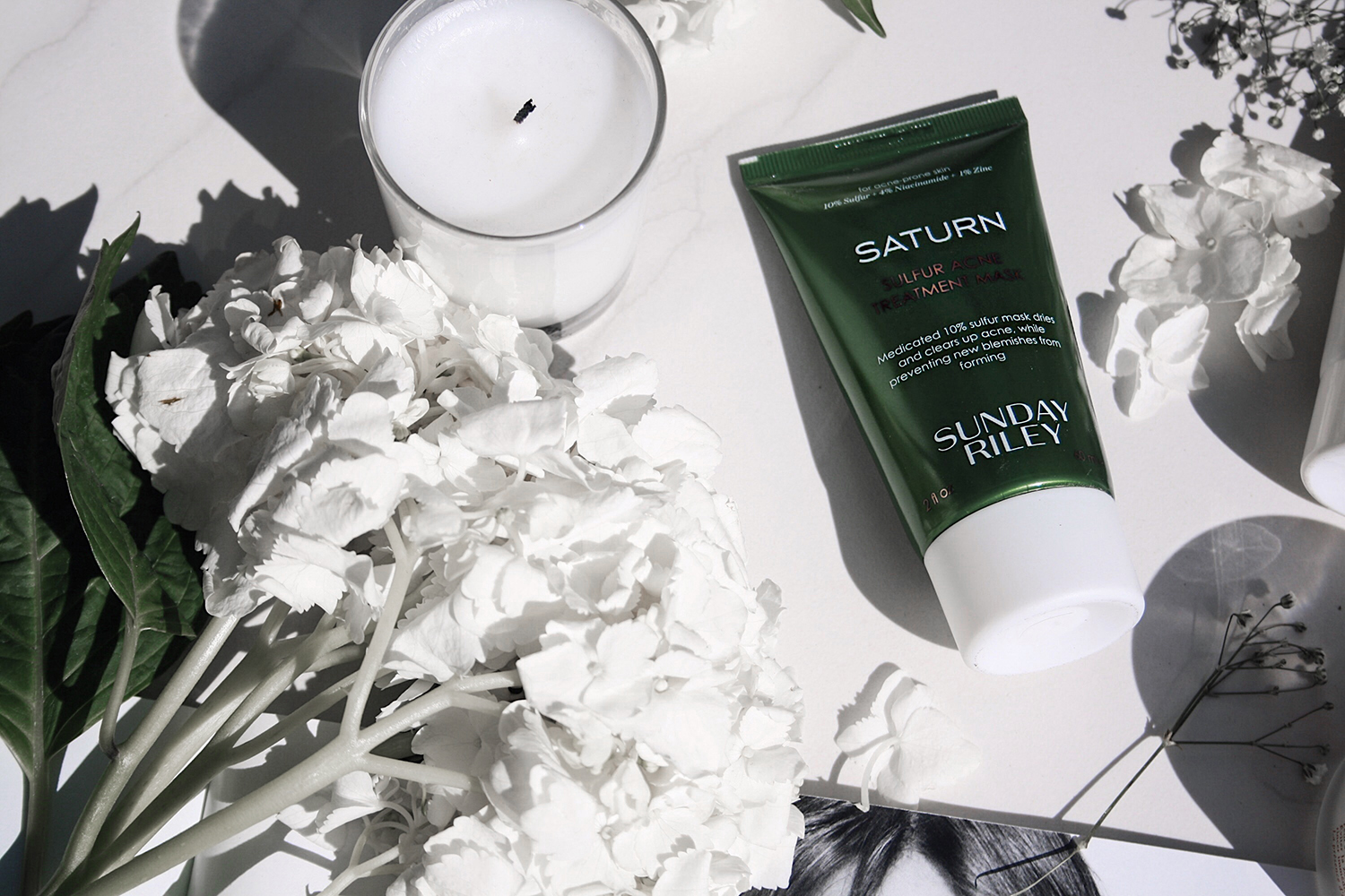 Sunday Riley Saturn Sulfur Mask Review