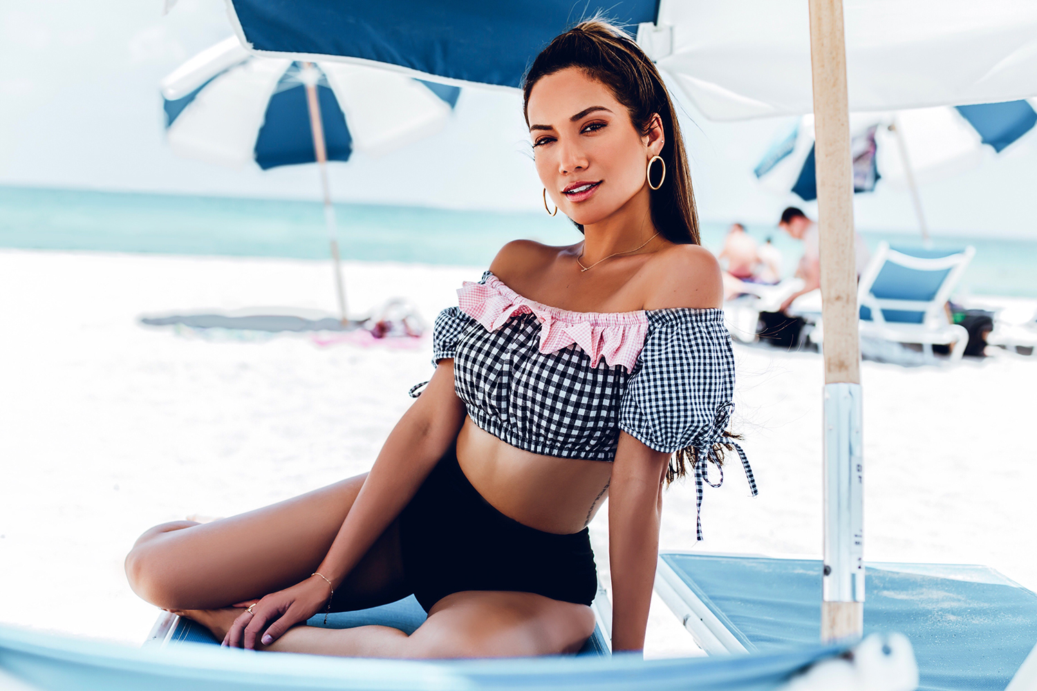 Gingham Trend Summer 2018 Style Photos