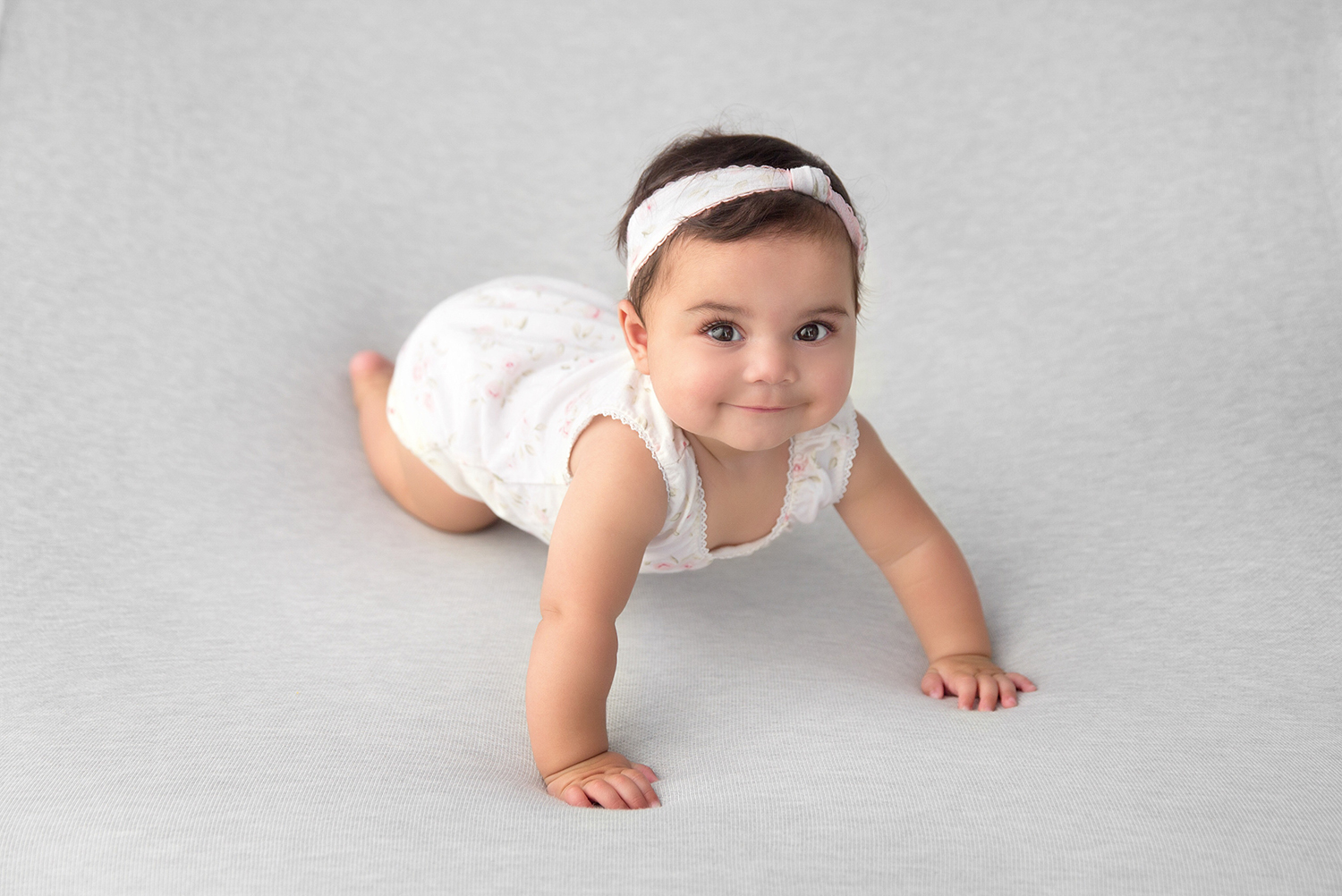 Ale's 6 month photoshoot