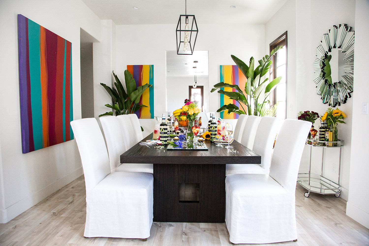 Paint And Sip Party Ideas