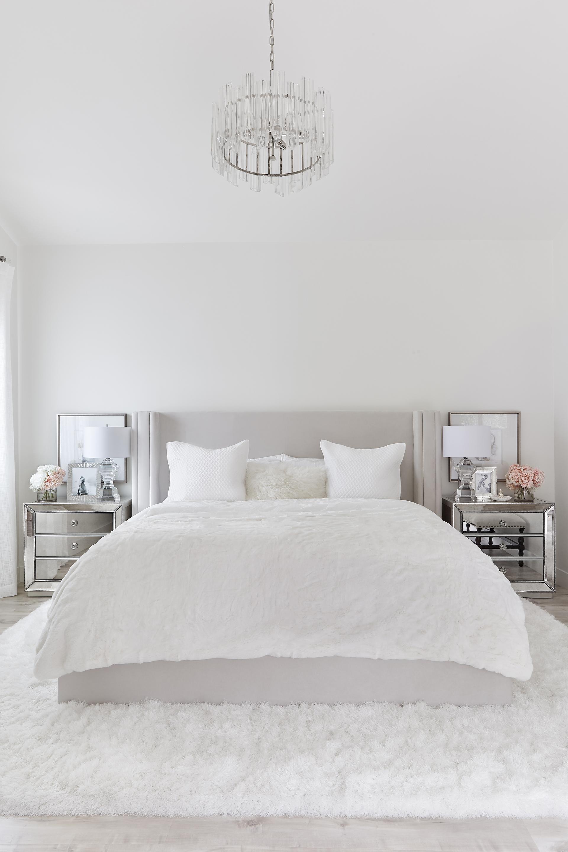 Master Bedroom Makeover Reveal! - mywhiteT