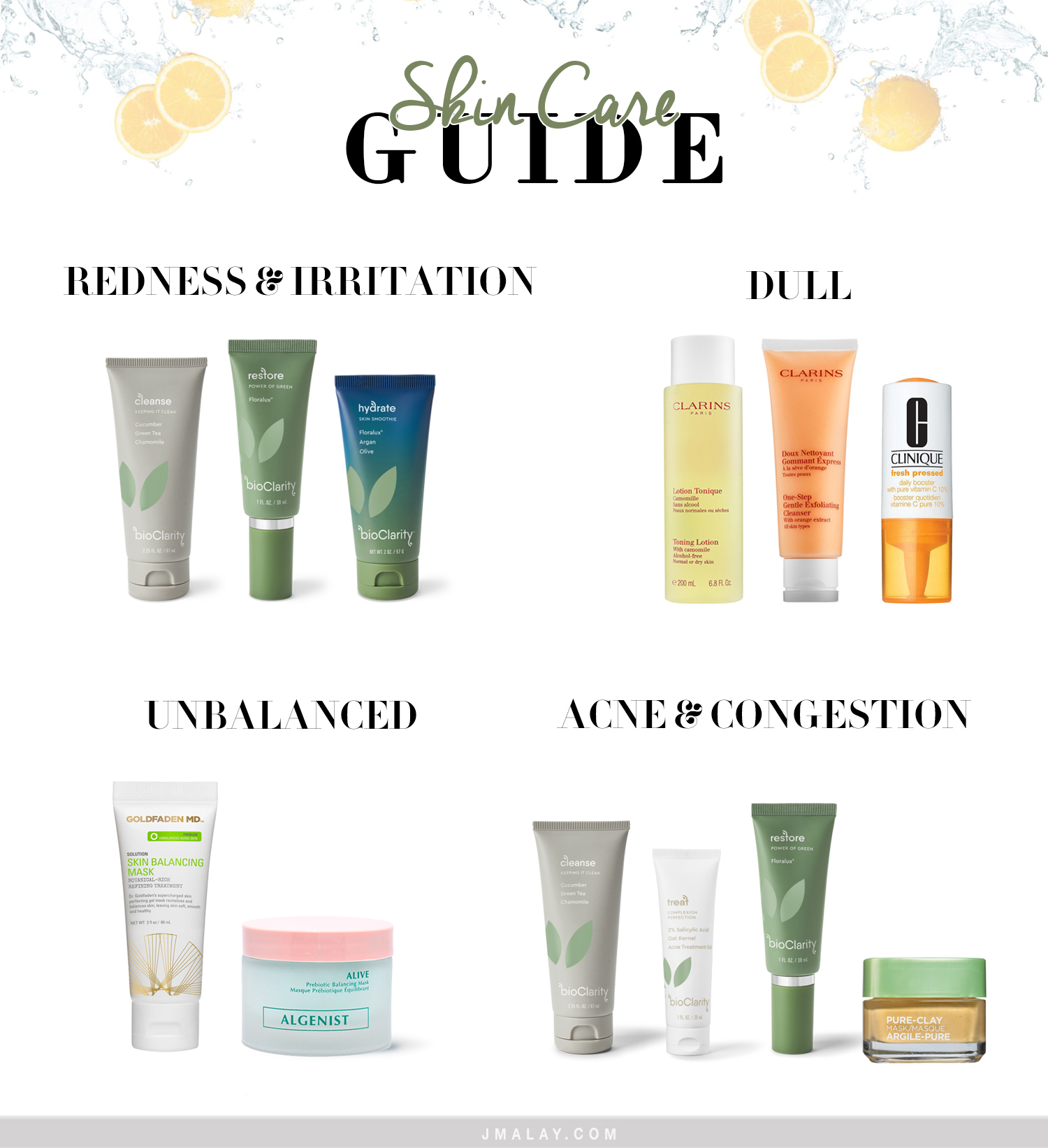 the best skincare products for your toughest skin concerns