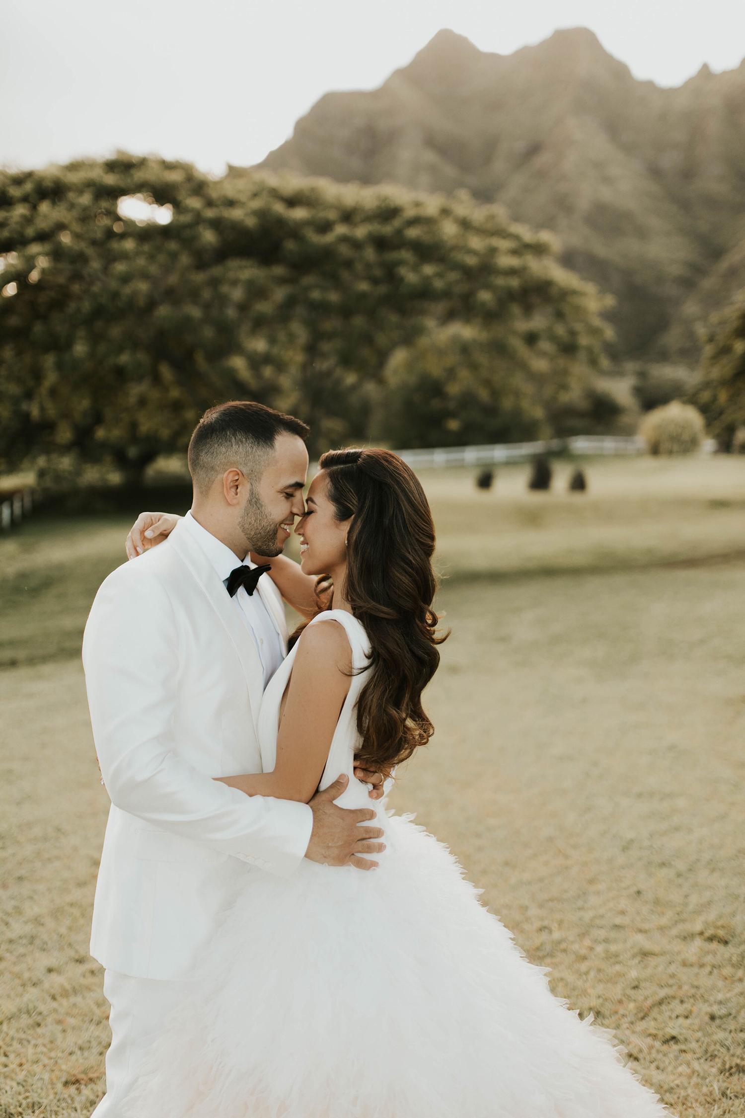 Jessi Malay Husband Wedding Shoot
