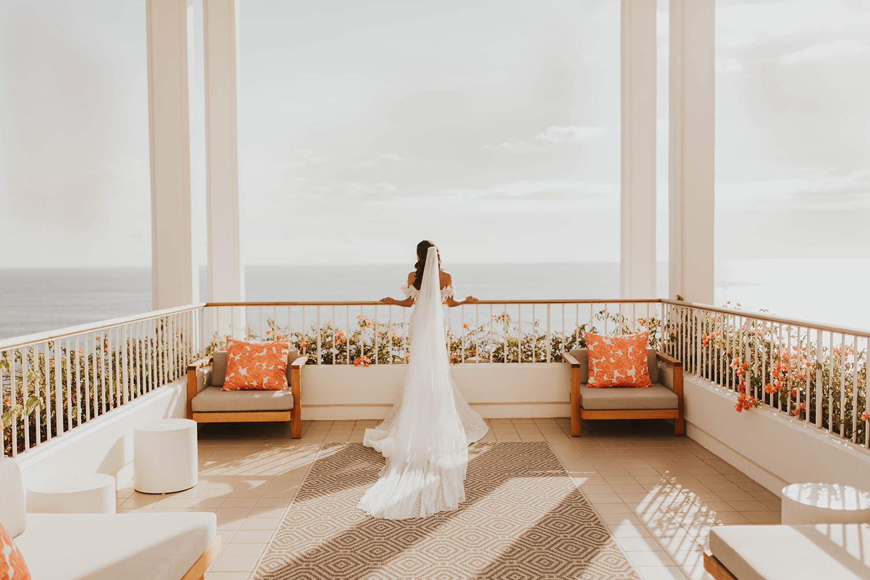 Jessi Malay Pronovias Wedding Dress