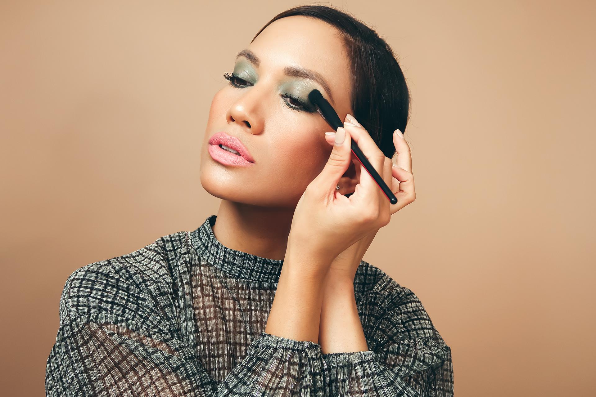 Jessi Malay Shiseido Tutorial