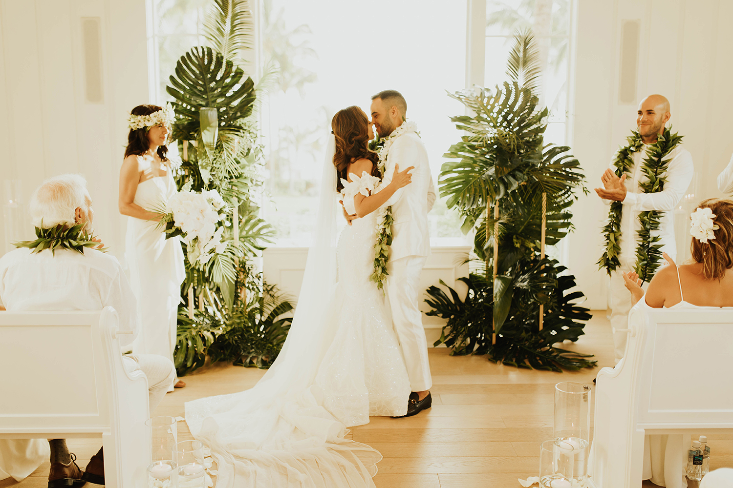 Jessi Malay Wedding Alter Decor Inspiration