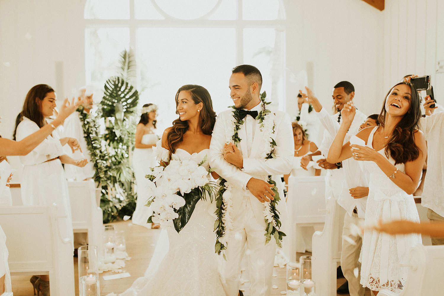 Jessi Malay Wedding Hawaii 2018