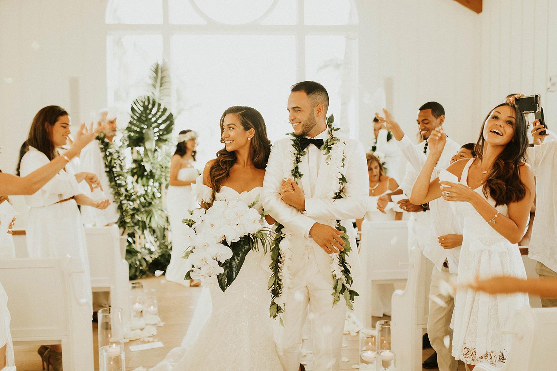 Jessi Malay Wedding Hawaii 2018
