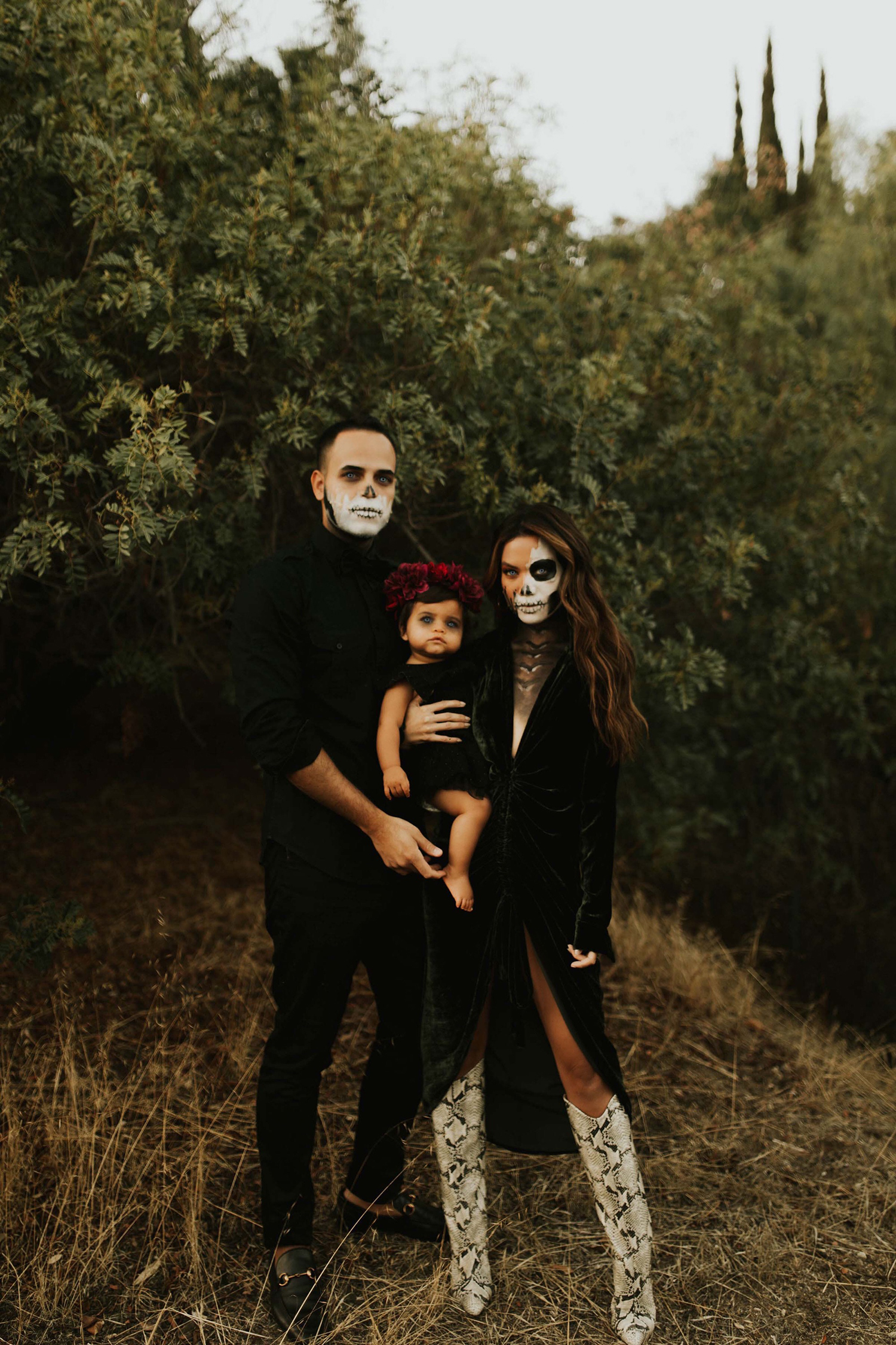 halloween costumes for family and baby