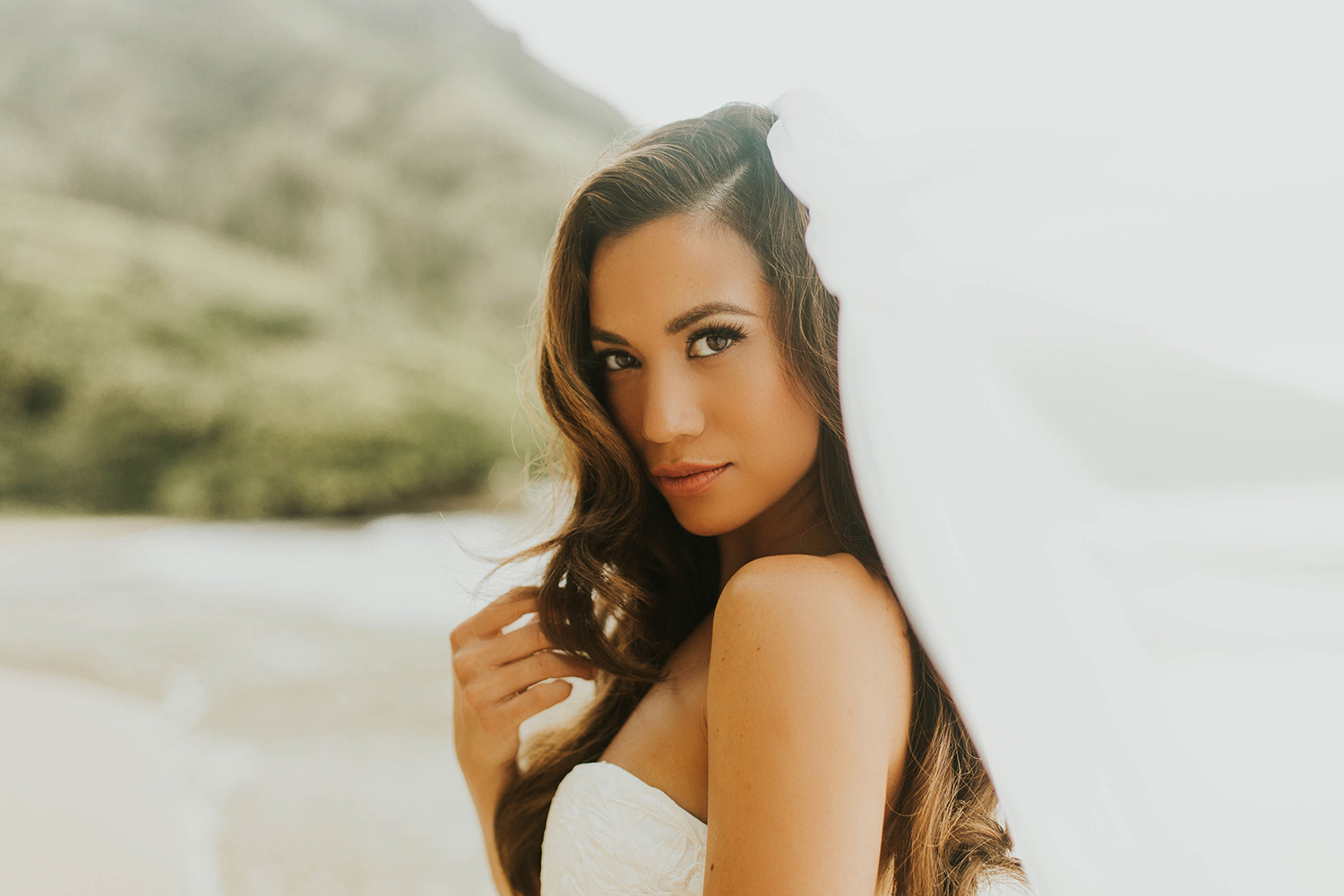Outdoor wedding shoot ideas