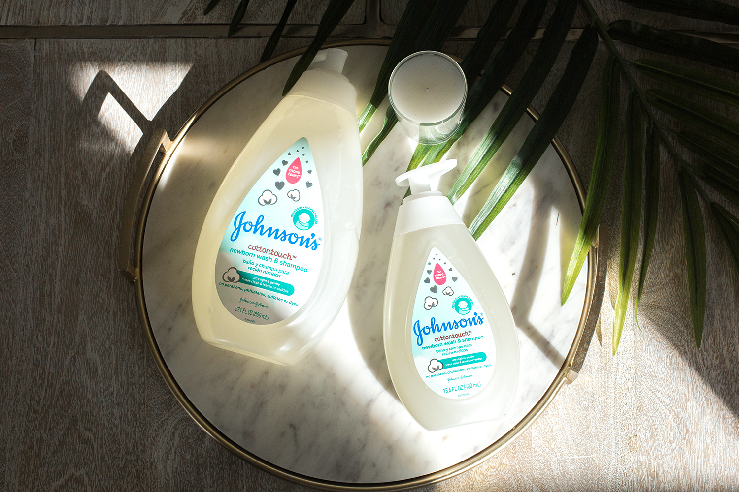 Johnson and Johnson CottonTouch
