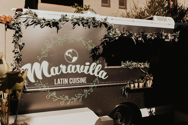 Maravilla Latin Cuisine Food Truck