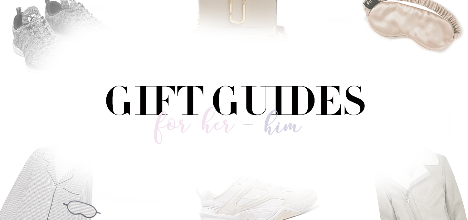 holiday gifts guide 2018 for him and her