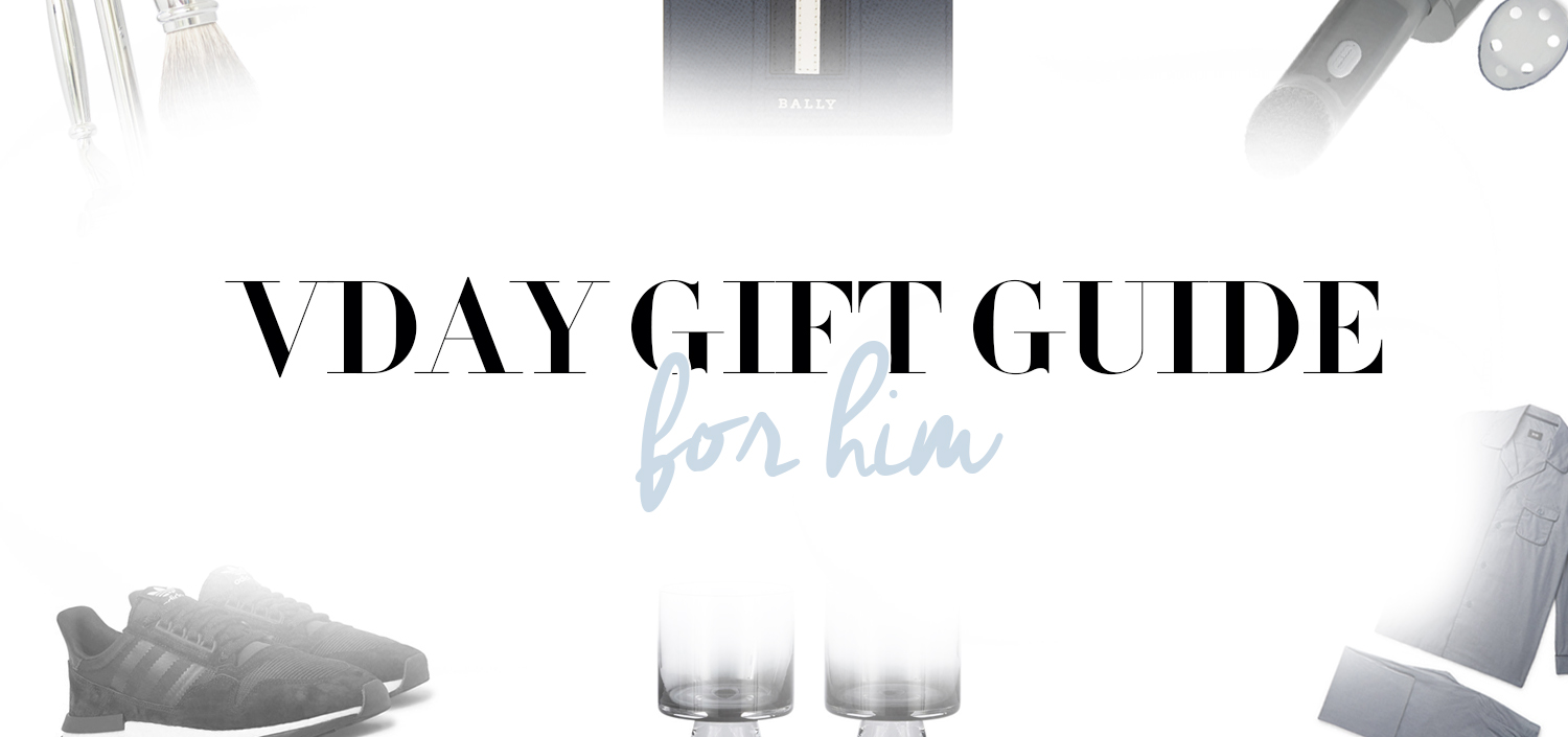 valentines day gift guide for him feature