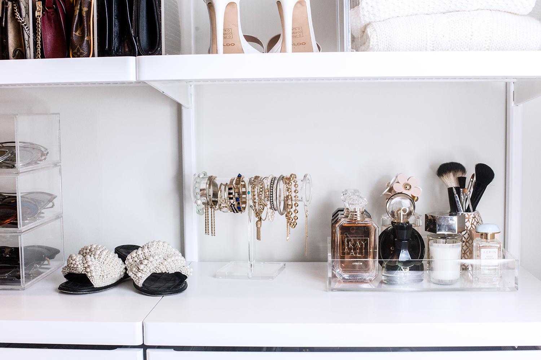 Jessi Malay closet display organization