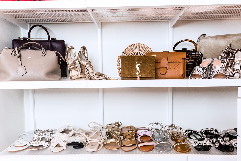 Jessi Malay closet reveal purses