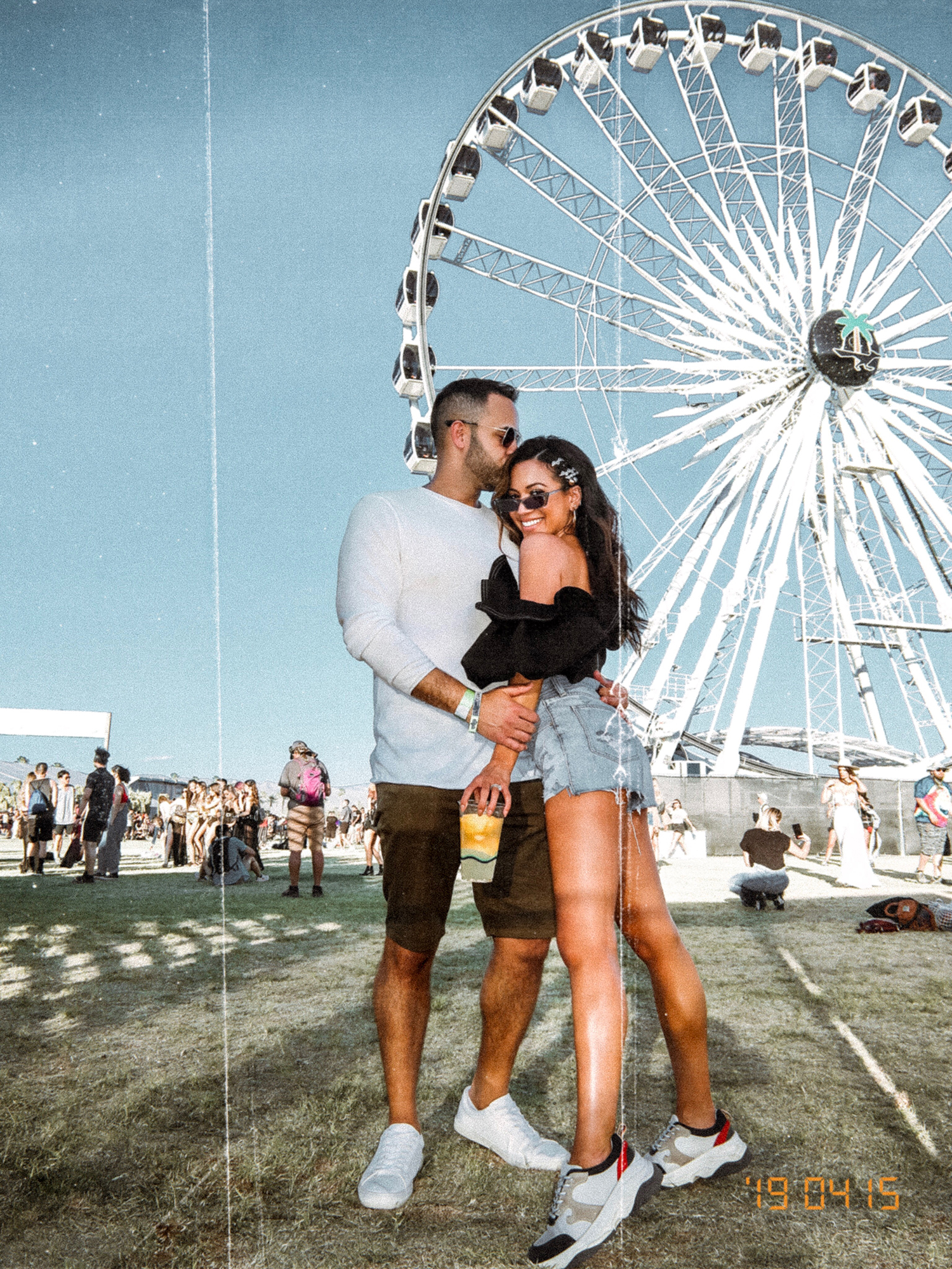 Jessi Malay husband coachella 2019