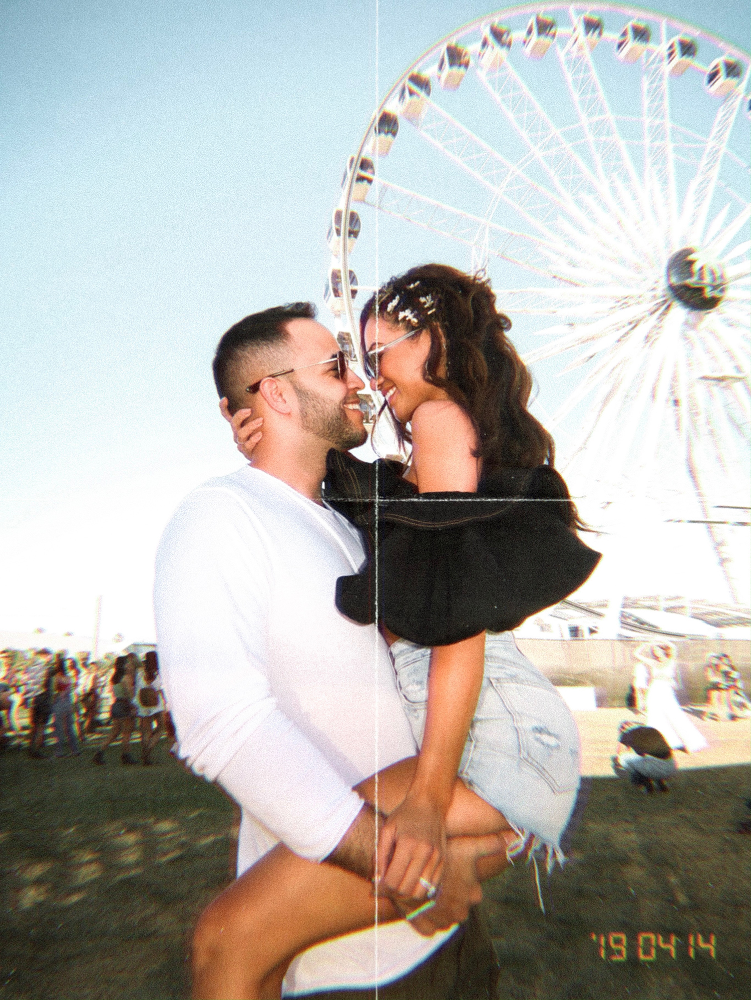 cutest couples at coachella