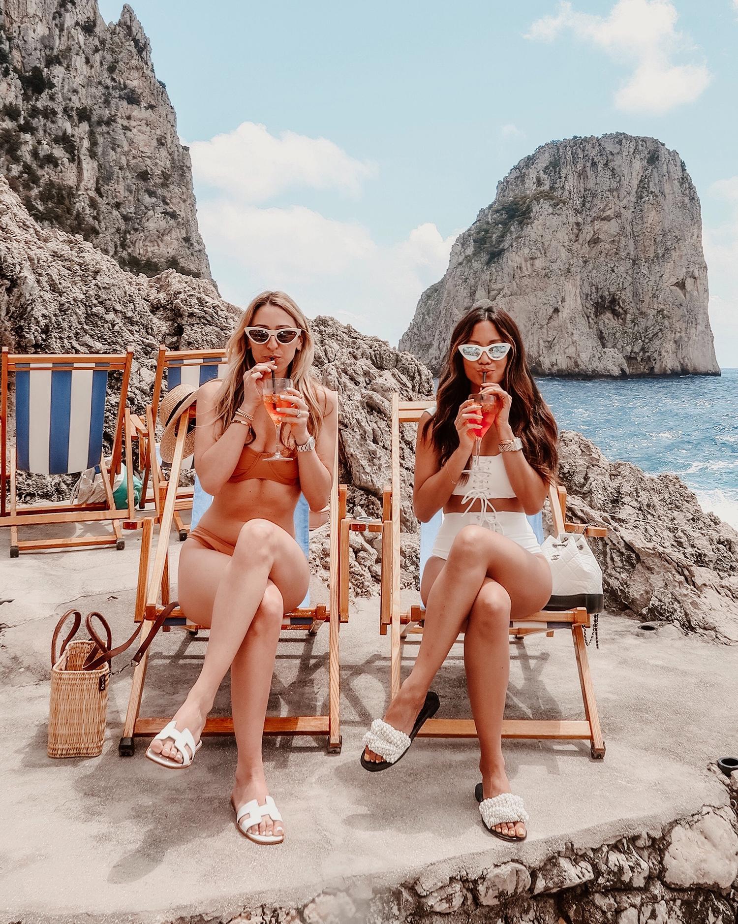 Capri Travel Diary