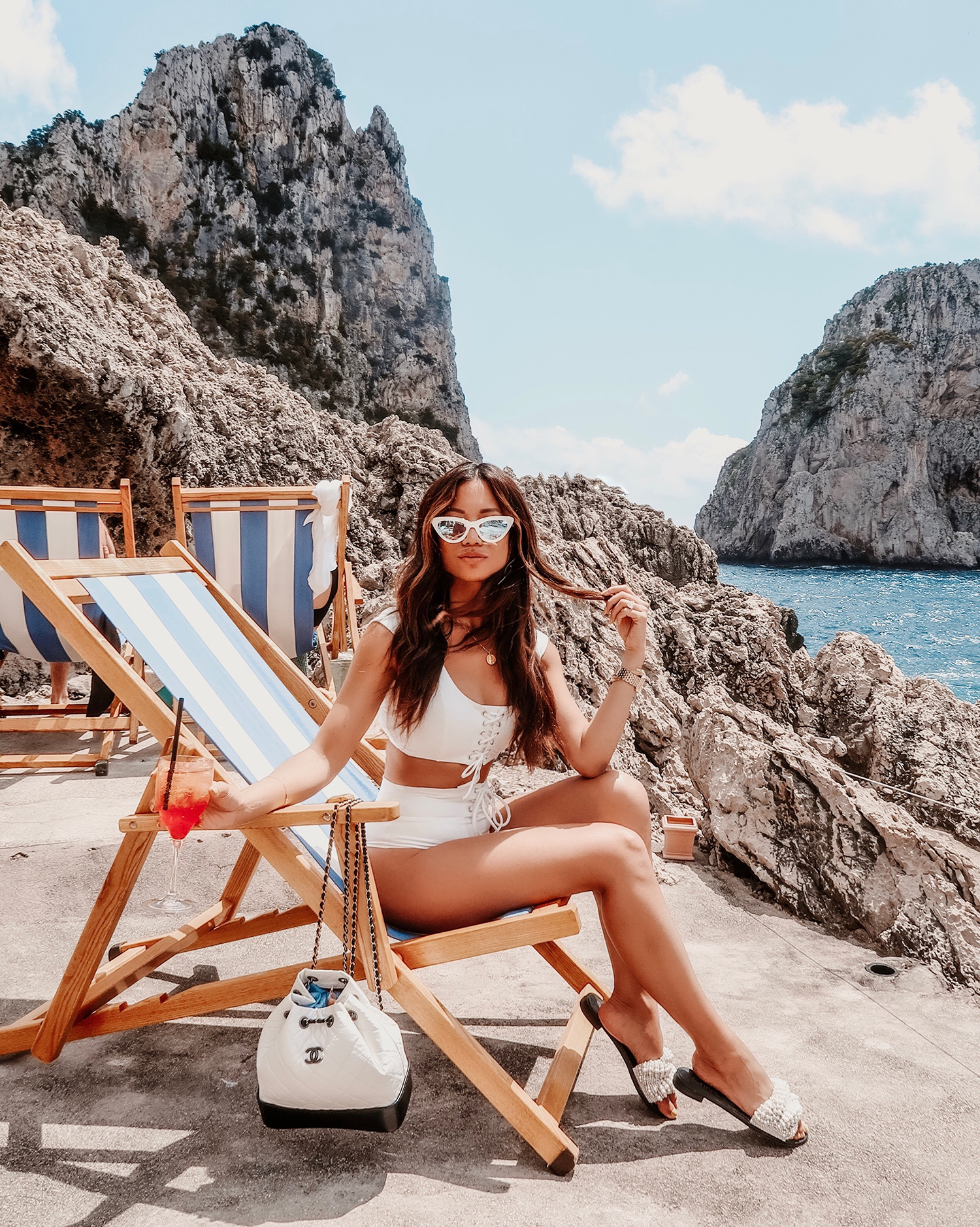 what to wear in capri italy