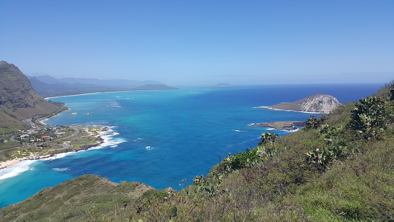 best hiking in Oahu Hawaii