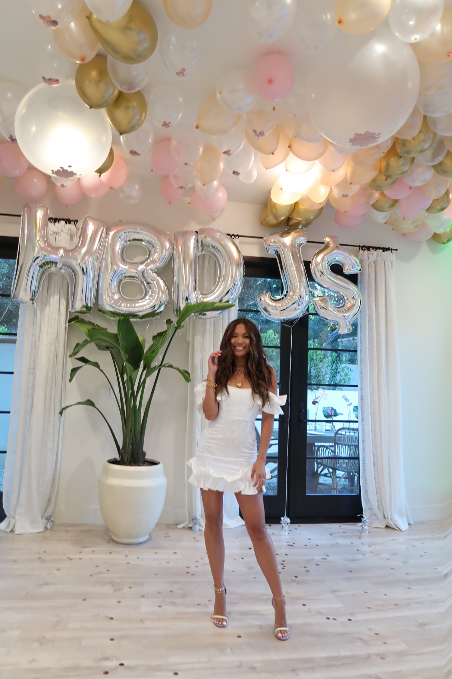 Jessi Malay birthday party 2019