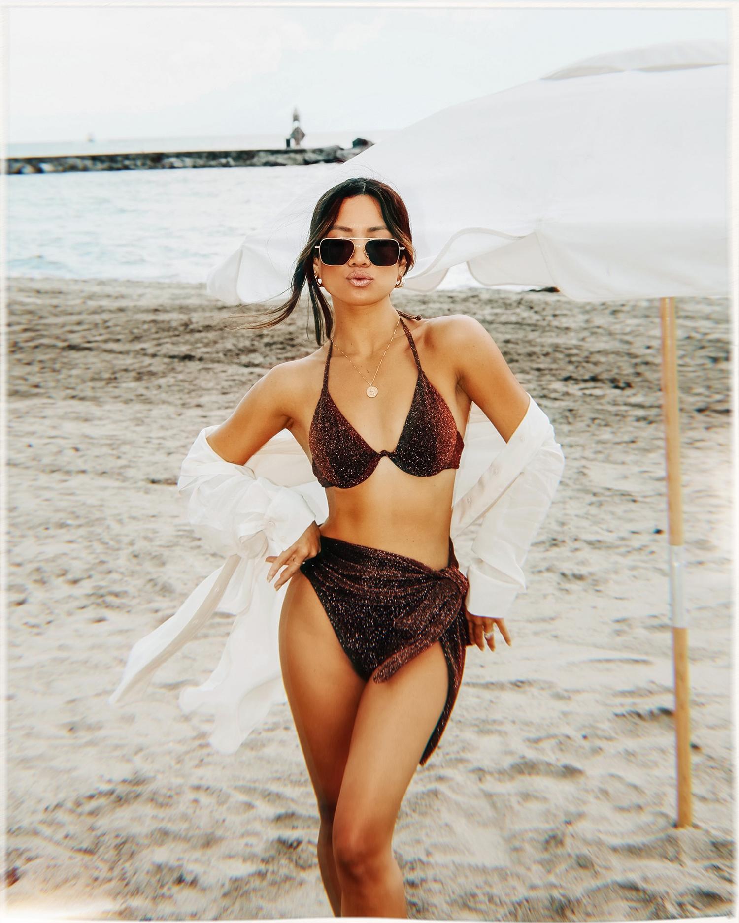 Jessi Malay bikini miami