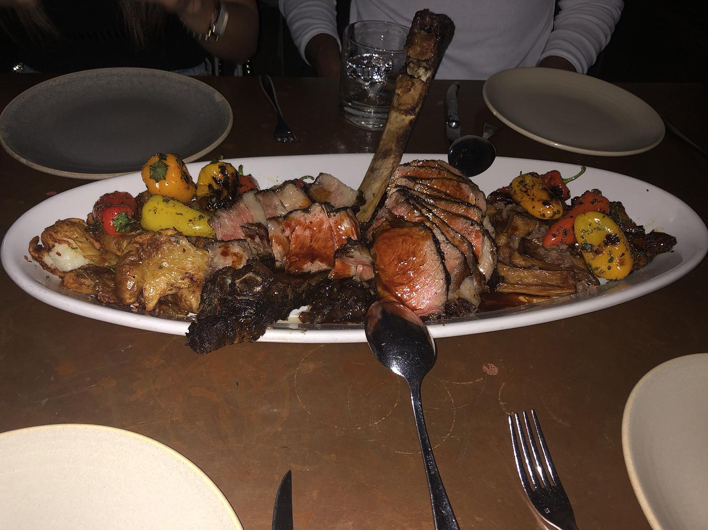 otium los angeles restaurant review