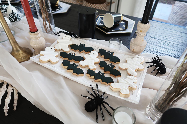 halloween style cookies ideas pinterest